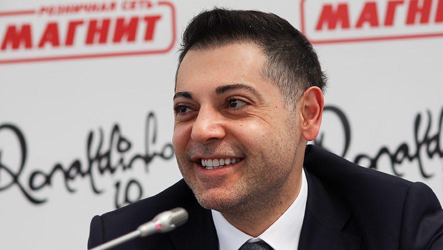 Хачатур Помбухчан вошёл в совет директоров «Азбуки вкуса»