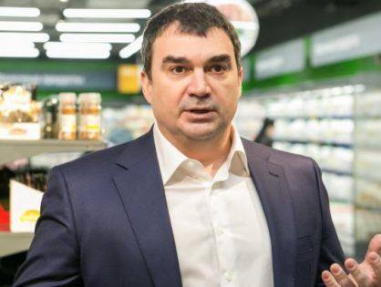 Экс-глава «Перекрёстка» Владимир Сорокин перешёл в «Магнит»