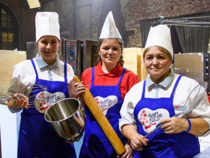 В сети «О'КЕЙ» выбрали лучших профессионалов — пекаря, повара и кассира. Как это было
