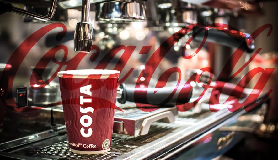 Coca-Cola купила сеть кофеен Costa Coffee