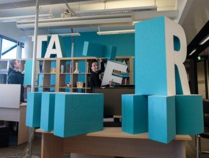 Ребрендинг компании RETAILER: прозрачность, простота и минимализм
