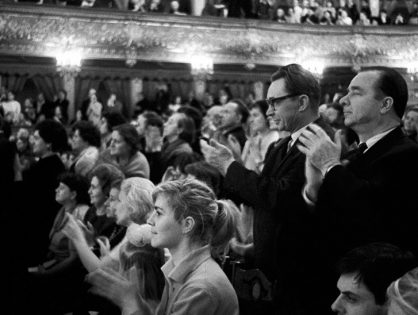 Легенды СССР: театральная билетная мафия