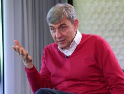 Основатель «Магнита» Сергей Галицкий дал большое видеоинтервью