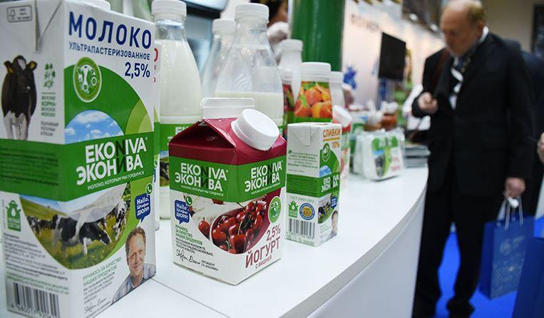 Крупнейший производитель молока в России «Эконива» запустит сеть собственных магазинов