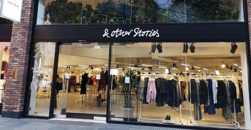 Шведская H&M выведет в Россию новый бренд & Other Stories