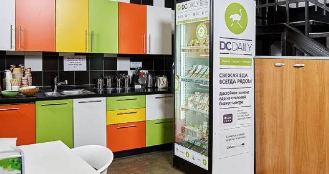 Оператор киосков с готовой едой DC Daily откроет 5 тысяч франчайзинговых точек