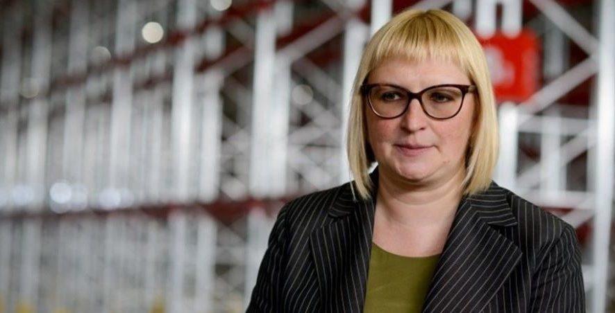 Ольга Наумова ушла из «Магнита»