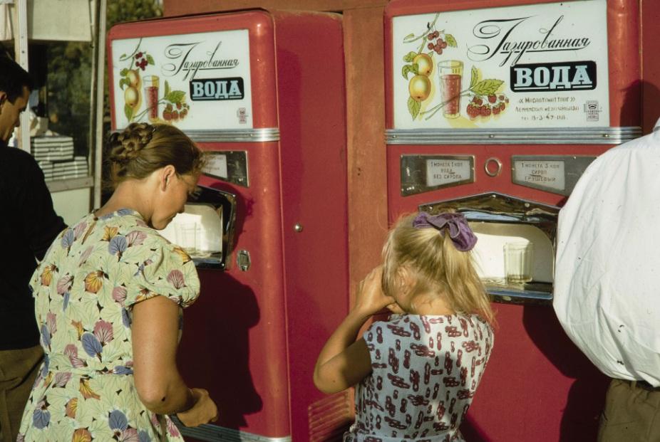 Любимая советская газировка: от «Крем-Соды» до «Тархуна»