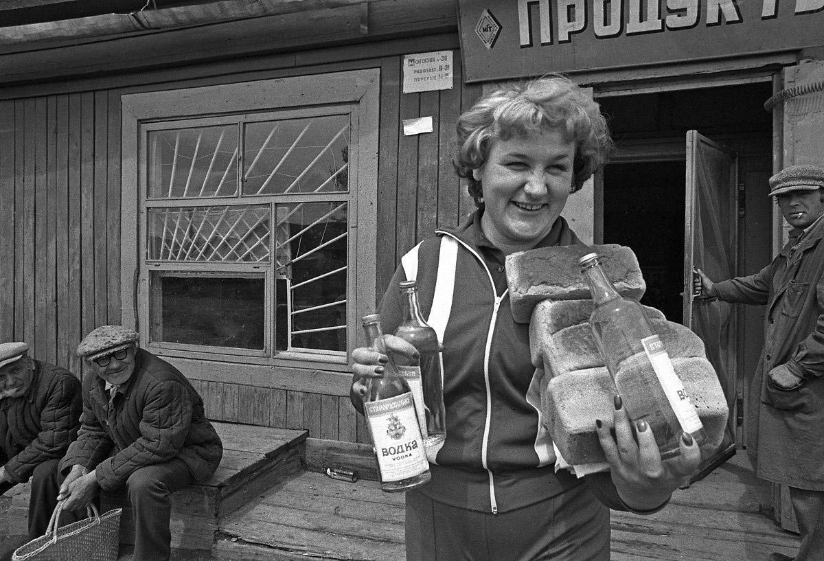 Родное сельпо: чудеса и прелести советской торговли в сельской местности