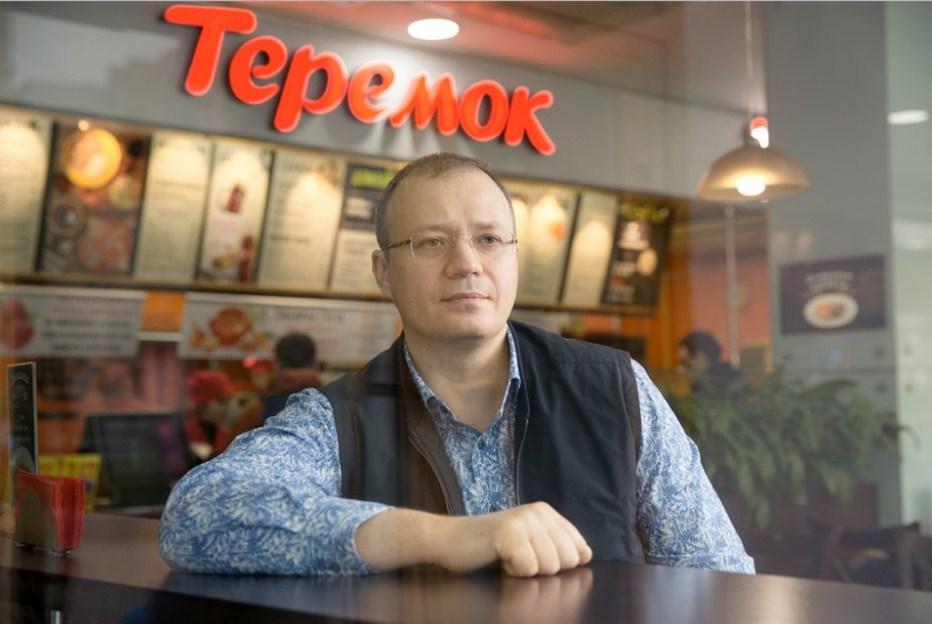 Как Михаил Гончаров стал героем русского народного фастфуда