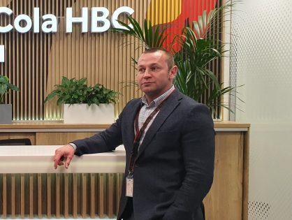 Виталий Плохих, менеджер по мерчендайзингу Coca-Cola HBC Россия об использования приложения EasyMerch