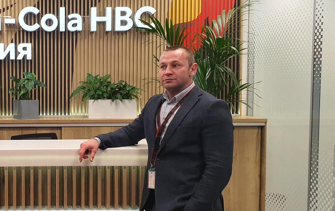 Виталий Плохих, менеджер по мерчендайзингу Coca-Cola HBC Россия об использовании приложения EasyMerch