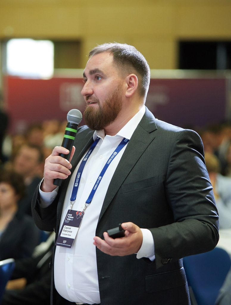 Сергей Барсуков, президент Profindustry.