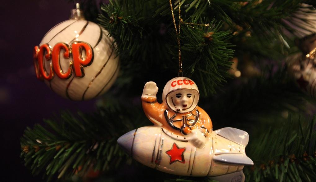 Легенды советской торговли: елочные игрушки