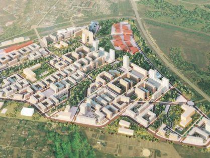 DNS планирует построить рядом с Владивостоком город на 25 тысяч жителей