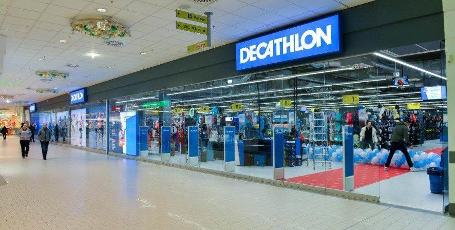 «Декатлон» открыл собственный онлайн-магазин на маркетплейсе Tmall