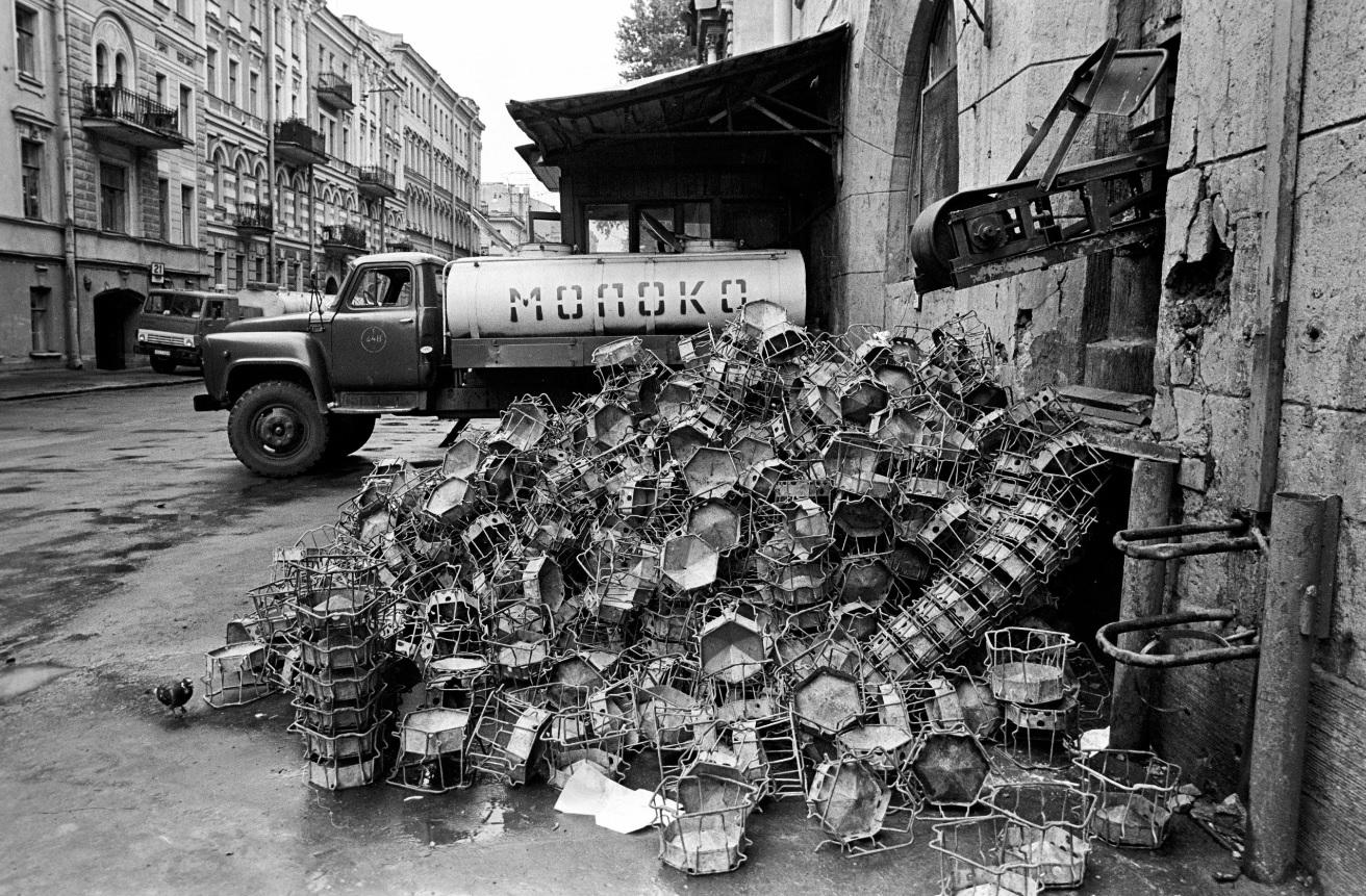Усушка, утруска и прочая магия советской торговли