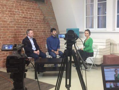 Владимир Литошенко, Александр Жуков, First Line Software. Вышел сорок третий выпуск программы Detail For Retail