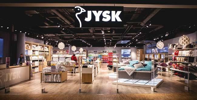 Датская мебельная сеть Jysk в третий раз выйдет в Россию