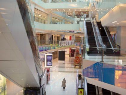 В Москве обвалился трафик магазинов из-за коронавируса