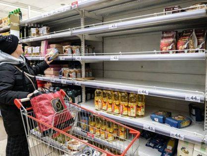Как продуктовый ритейл реагировал на гречневый кризис. 5 стадий принятия неизбежного