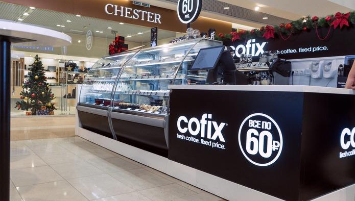У сети кофеен Cofix начались конфликты с франчайзи