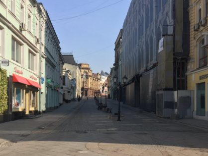 В Москве и Подмосковье запретили выходить из дома, кроме походов в магазин и на работу