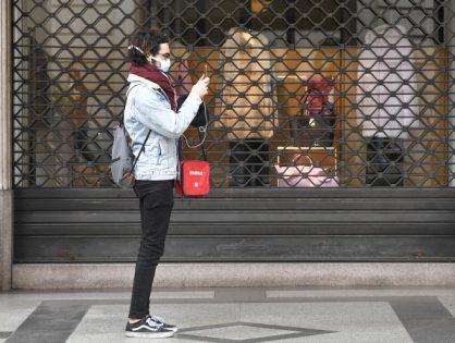 В Москве закроют все непродовольственные магазины