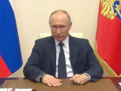 Владимир Путин во второй раз обратился к нации. Бизнес в шоке