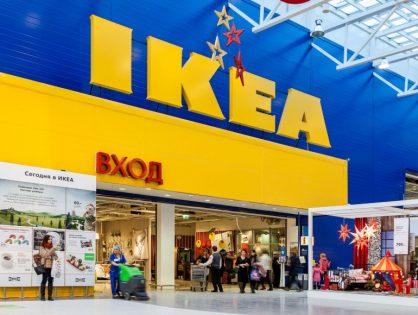 IKEA возобновит работу в России в трех магазинах