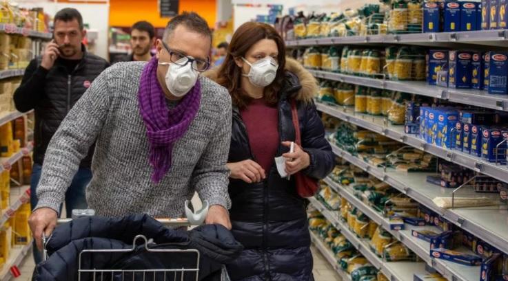 Экономист института Гайдара призвала власти раздавать еду каждому пятому россиянину