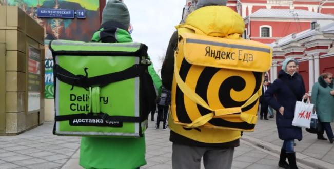 Исследование: рынок доставки в России к концу года может вырасти на рекордные 47%
