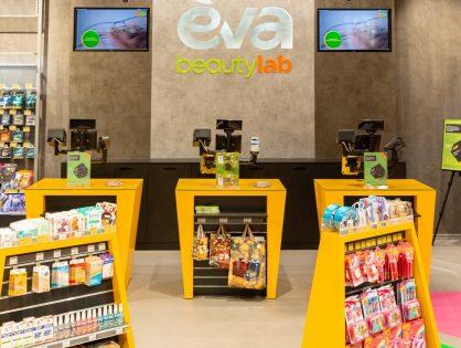 Автоматизация управления выкладкой товаров в сети EVA