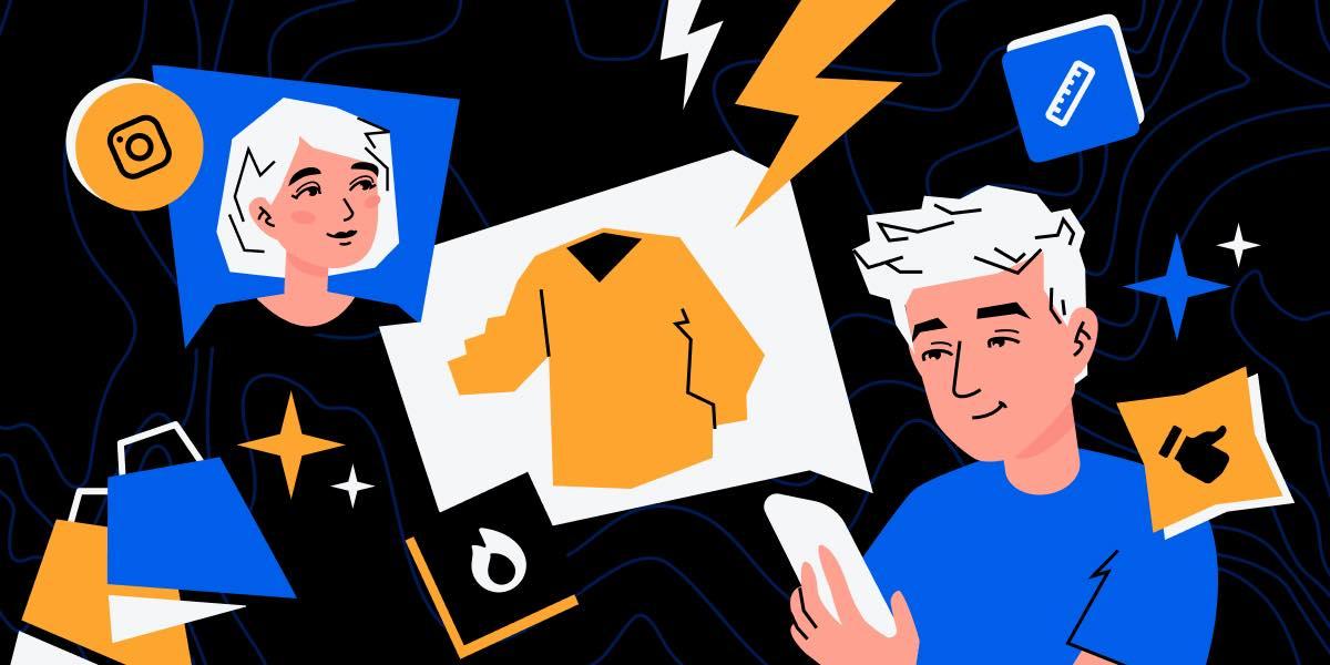 Общаться и покупать: как социальные сети становятся новыми маркетплейсами