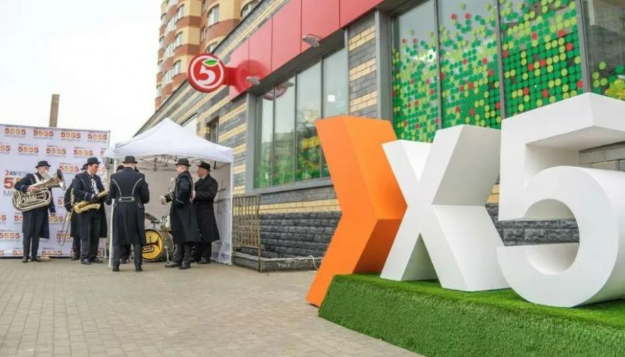X5 Group объявила о выделении своих онлайн-бизнесов в отдельную структуру