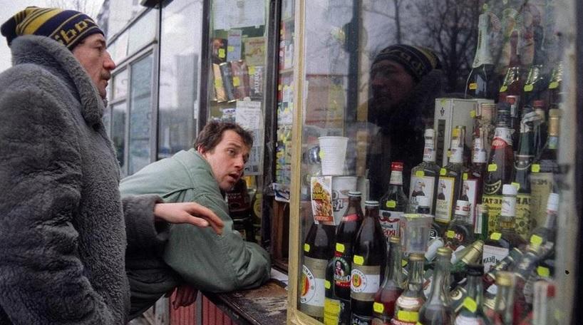 Отмена госмонополии на производство и торговлю спиртным. Алкоголь – лидер импорта