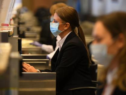 Исследование: менее половины компаний в России смогли восстановить свой бизнес после пандемии